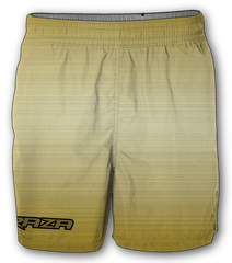 Static Gold Shorts