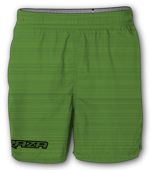 Static Lime Shorts