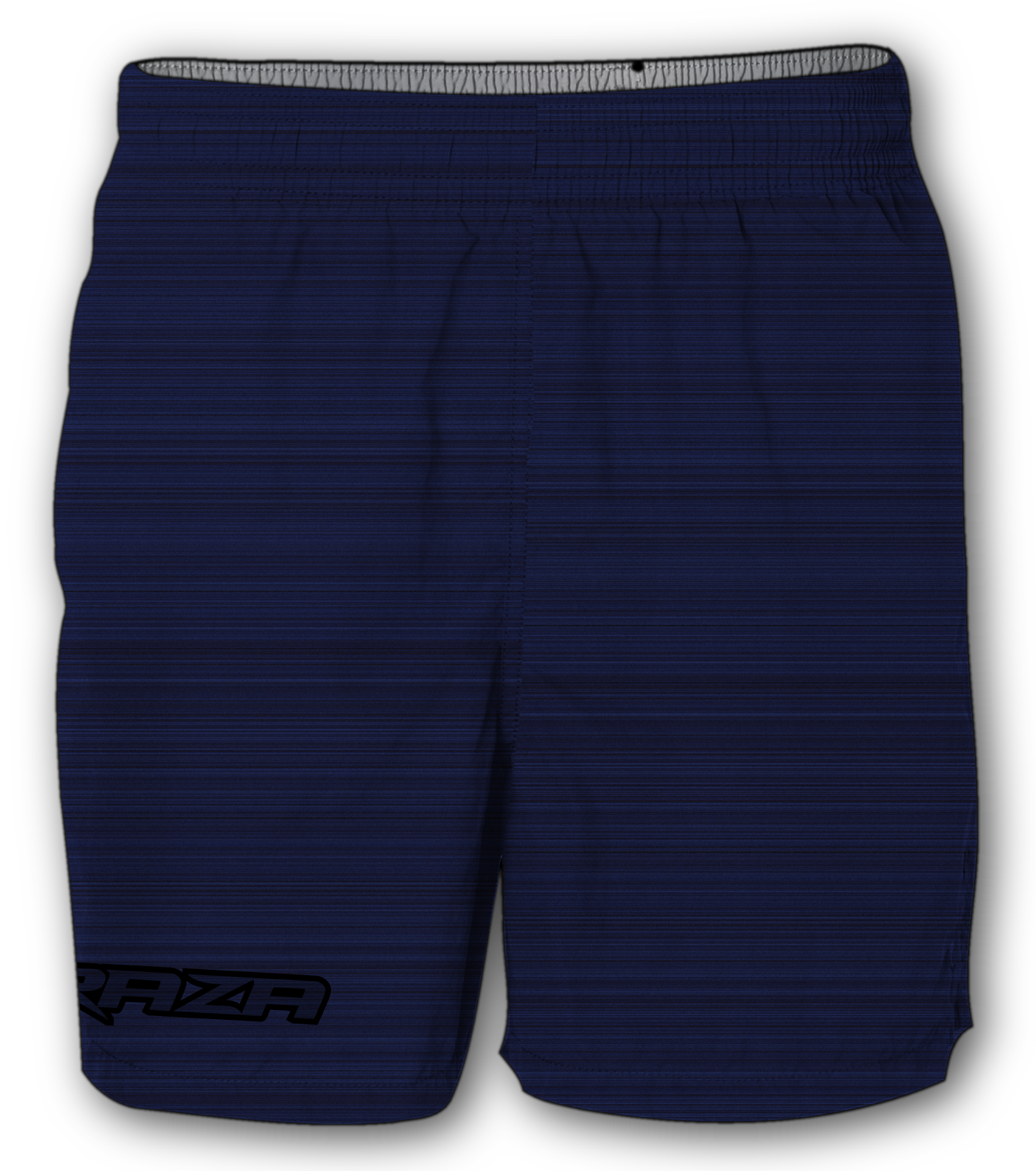 Static Navy Blue Shorts