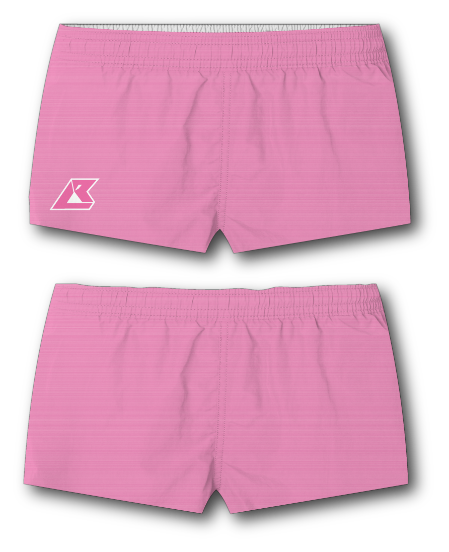 Women's Static Pink Shorts