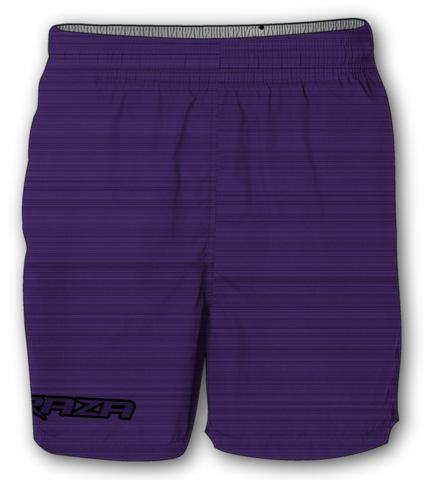Static Purple Shorts