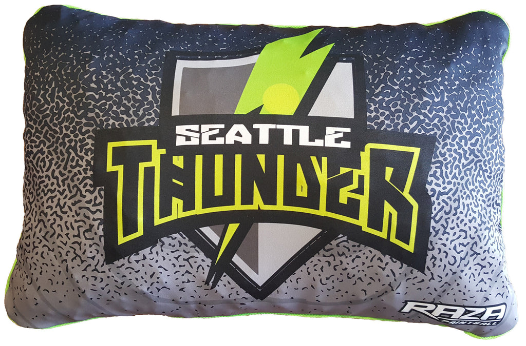 Seattle Thunder Team Pillow
