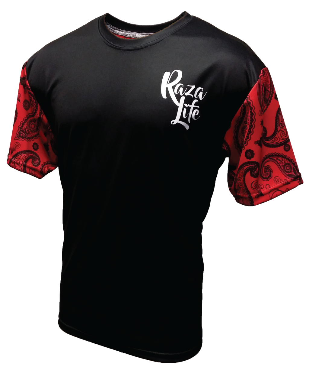 Cashmir Tech Shirt - RazaLife - Tech Shirt - Razalife - RazaLife - paintball - custom - jerseys - sports - uniforms - woodsball - softball - baseball - basketball - soccer