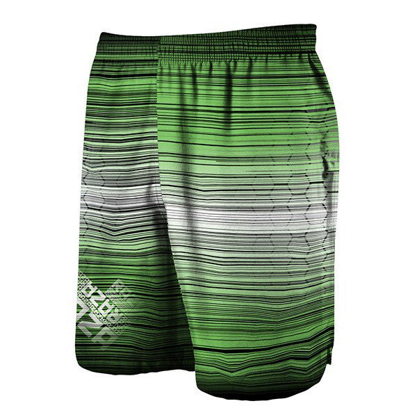 Alter Shorts Green - RazaLife - Tech Shorts - Razalife - RazaLife - paintball - custom - jerseys - sports - uniforms - woodsball - softball - baseball - basketball - soccer