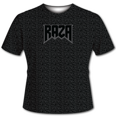 Yerzy Black Tech Shirt