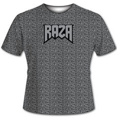 Yerzy Grey Tech Shirt