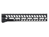 "12"" M-LOK 556 HANDGUARD  BLACK FOR AEG"