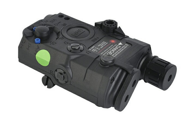 Element PEQ15 Light and Red Laser / BK EX276