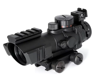 ACOG 4X32CB neutral 3-side rail Scope