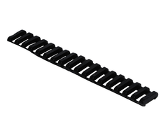 18-Slot Rail Cover Set (4 pcs/Black) - Phoenix Tactical