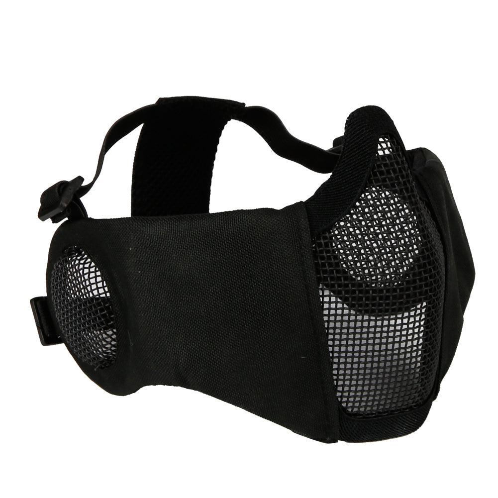 Striker Mesh Mask w/ Integrated Mesh Ear Protection