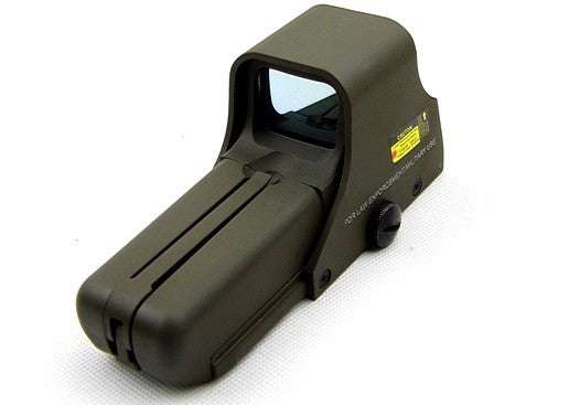 EOtech Style 552 Red Dot (OD) - Phoenix Tactical