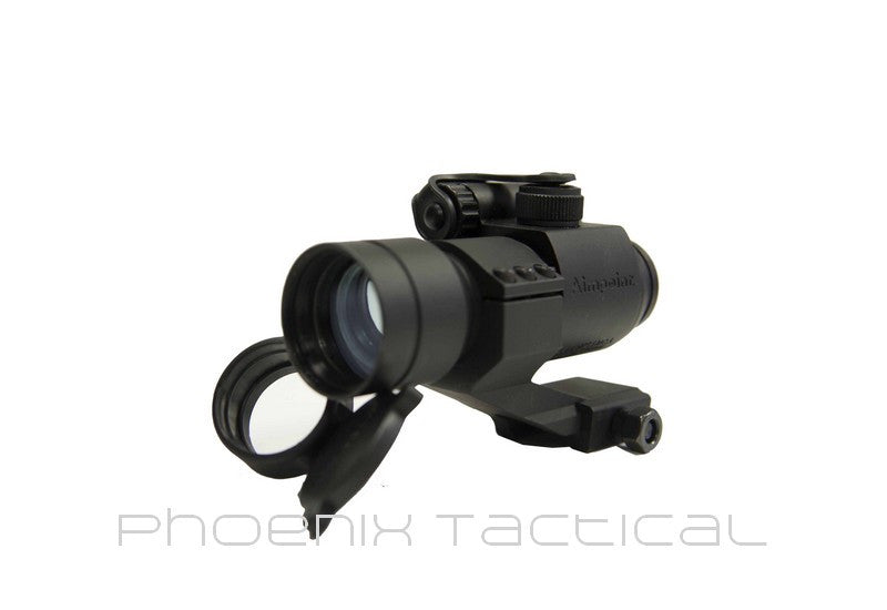 1x32mm RED Dot Scope Cantilever AP Mount M2 (Black)