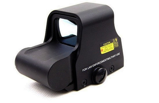 553 Style Holosight (Black) - Phoenix Tactical