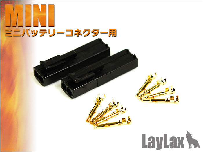 Prometheus Gold Pin Connector Set for Mini Connector