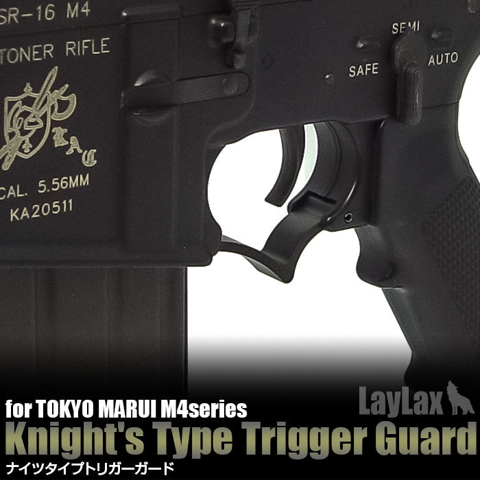 Knight's Type M4/M16 Trigger Guard