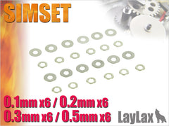 LayLax Prometheus Shims Set - Phoenix Tactical