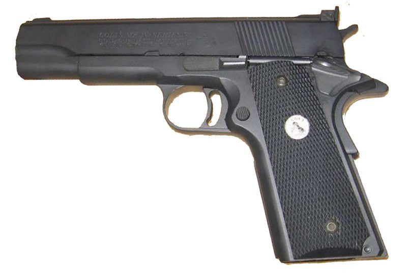 ARMY S70 Gold Cup NM Gas Blowback Pistol