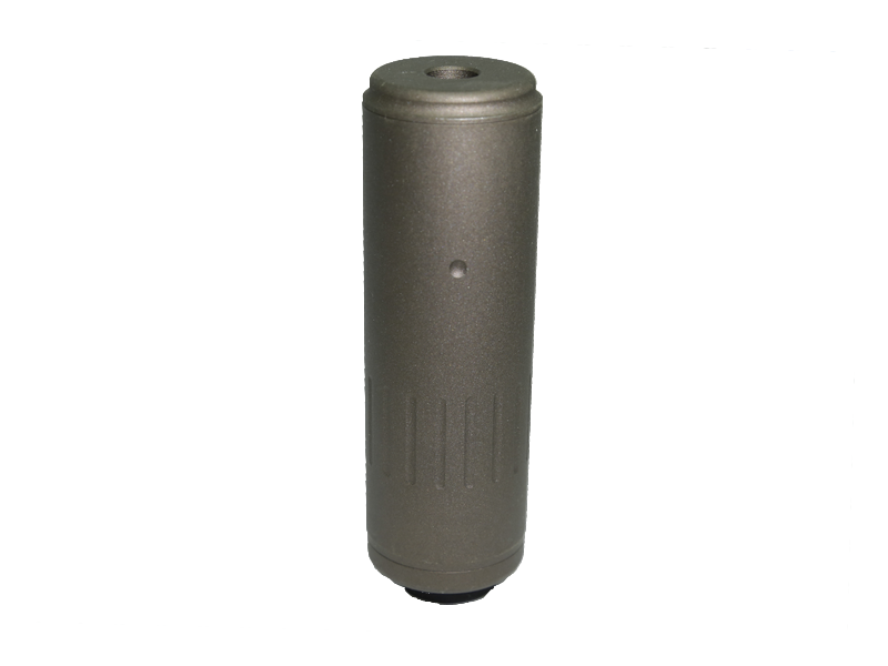 AAC Style Silencer (Coyote Brown) - Phoenix Tactical
