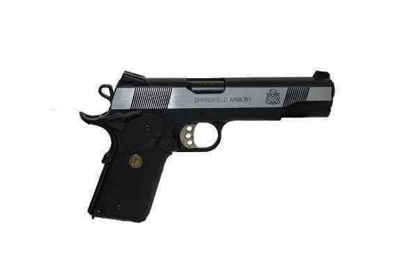 Army Metal Springfield Armory Marking M1911A1 GBB Pistol(2-Tone)