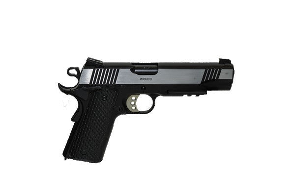Army Metal Kimber Warrior Marking M1911A1 GBB Pistol(2-Tone) - Phoenix Tactical