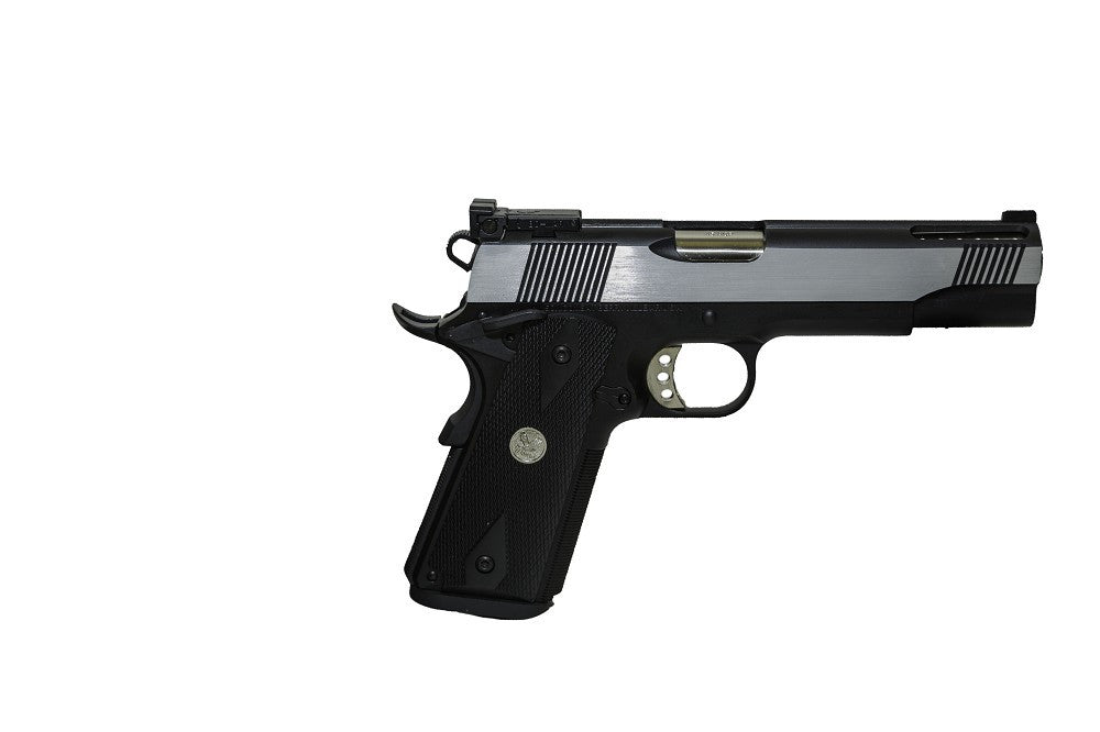 Army Metal M1911A1 V12 Custom GBB Psitol (2-Tone) - Phoenix Tactical