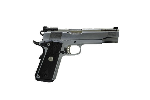 Army Metal M1911A1 GBB Pistol Marking Version (R31, Silver) - Phoenix Tactical