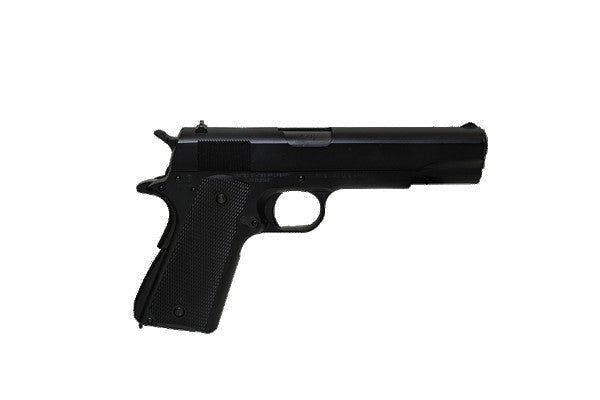 Army Metal M1911A1 GBB Pistol Marking Version (R31, Black) - Phoenix Tactical