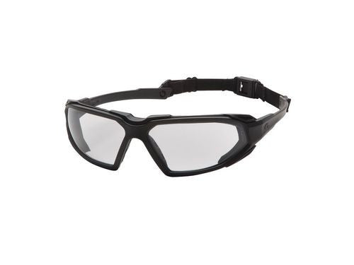 ASG Strike Systems Tactical Full Seal Airsoft Shooting Glasses - Clear - Phoenix Tactical