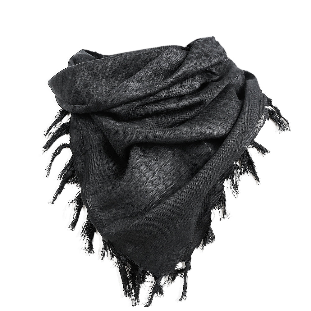 Tactical Desert Scarf / Shemagh (BK)