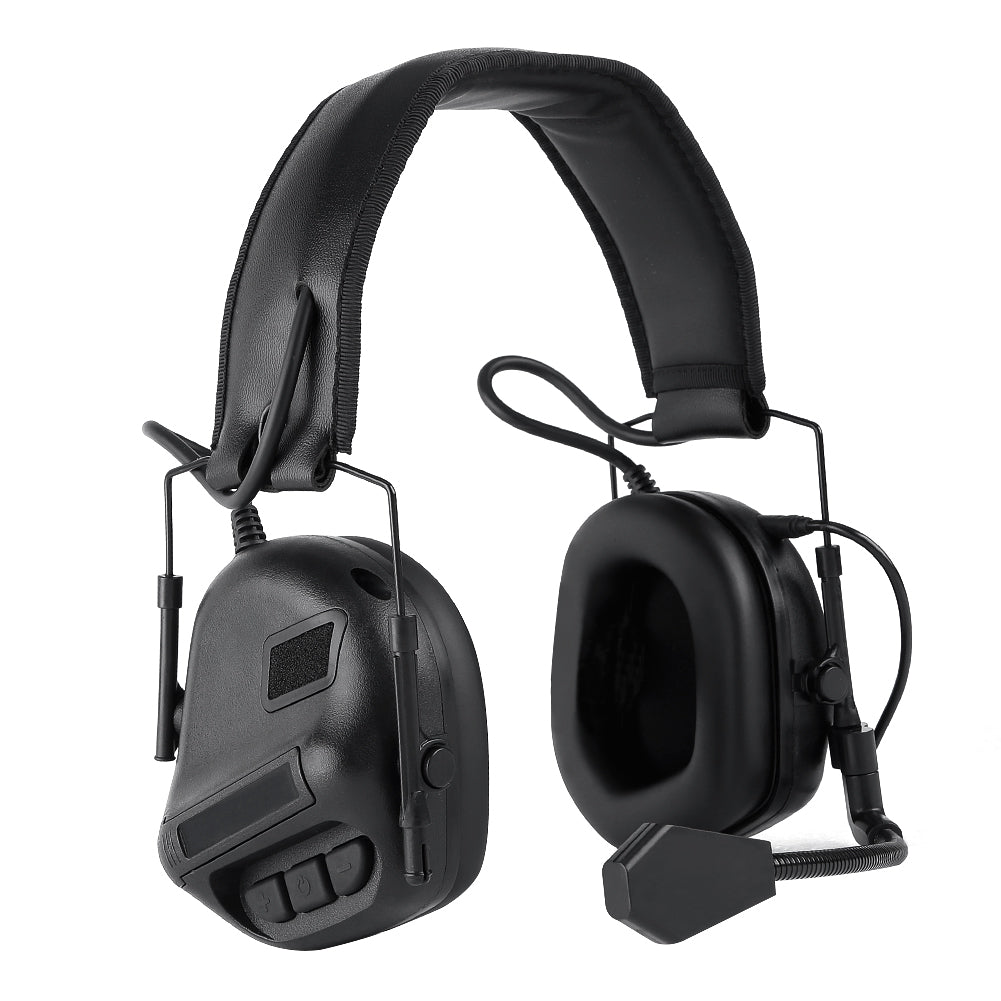 Tactical Headset gen5 / Head Wearing / BK