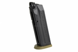 Cybergun 24 Rds Gas Magazine for M&P9 Full Size ( Tan ) - Phoenix Tactical