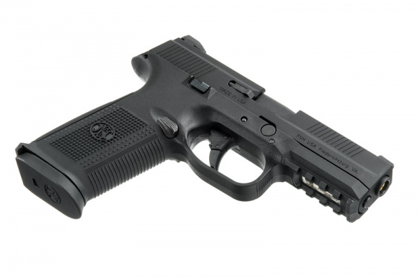 Cybergun FNS-9 Gas Blowback Pistol ( Black )