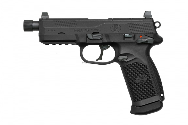 Cybergun FNX-45 Tactical Gas Blowback Pistol - Phoenix Tactical