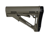 CTR Style Stock with Thicker Recoil Pad(DE) - Phoenix Tactical