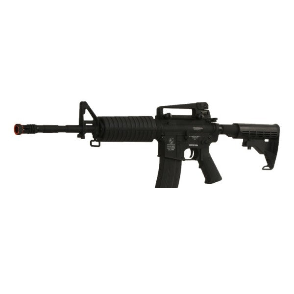 Colt Licensed Full Metal M4A1 Carbine Airsoft AEG Rifle (Enhanced Li-Po Ready Upgraded Gearbox)
