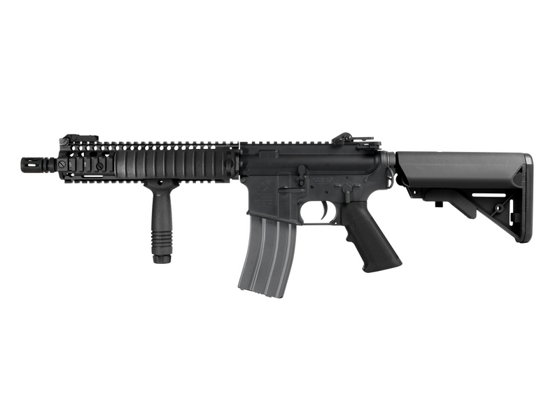 Colt Licensed MK18 MOD1 Full Metal Airsoft AEG Rifle by VFC (Color: BK)
