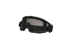 Metal thicker mesh goggle(Black) - Phoenix Tactical
