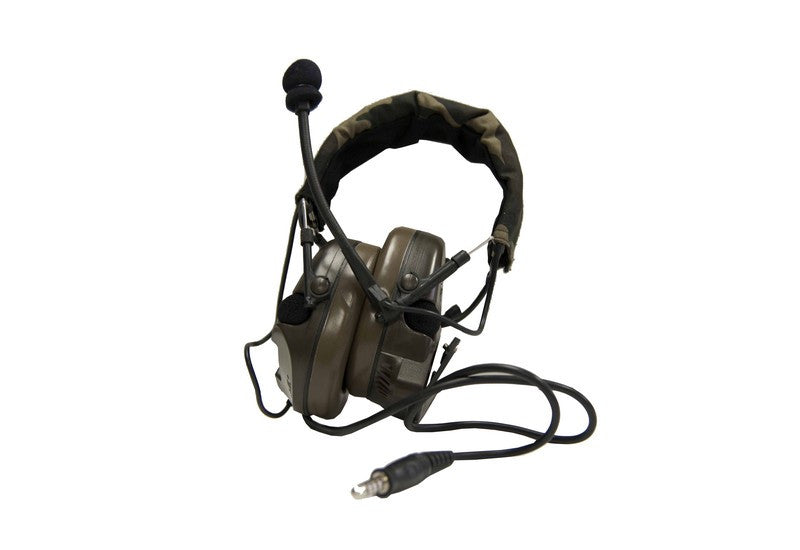 Z-tactical Z 041 zComtac II Headset (Woodland/Olive Drab)
