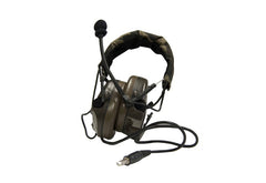 Z-tactical Z 041 zComtac II Headset (Woodland/Olive Drab) - Phoenix Tactical