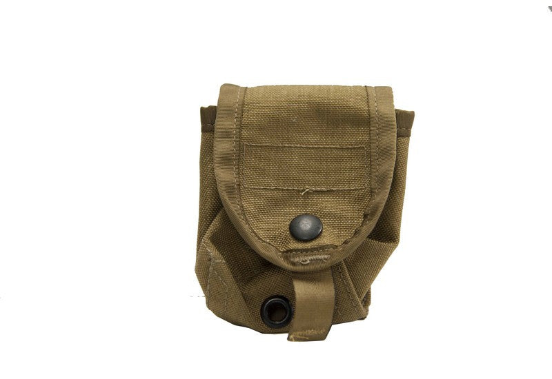 Hand Grenade Pouch (Coyote Brown) - Phoenix Tactical