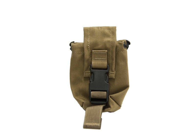 Single Grenade Pouch (Coyote Brown)