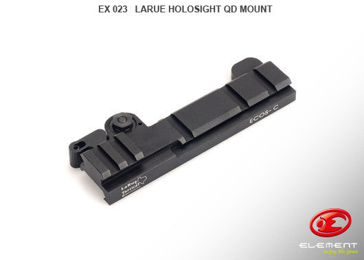 Element Larue Style Holosight QD Mount - Phoenix Tactical