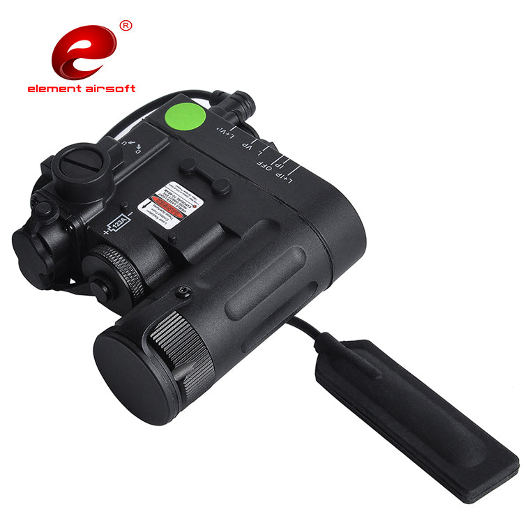 Element DBAL-D2 Green Laser / Black Ex454
