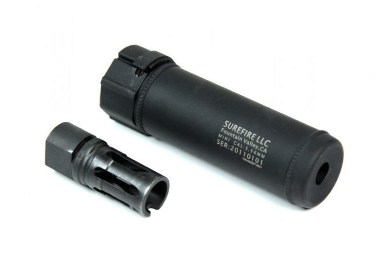 "Madbull Surefire suppressor MINI 5"" - Phoenix Tactical"