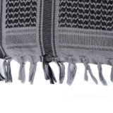 Tactical Desert Scarf / Shemagh (Gray)