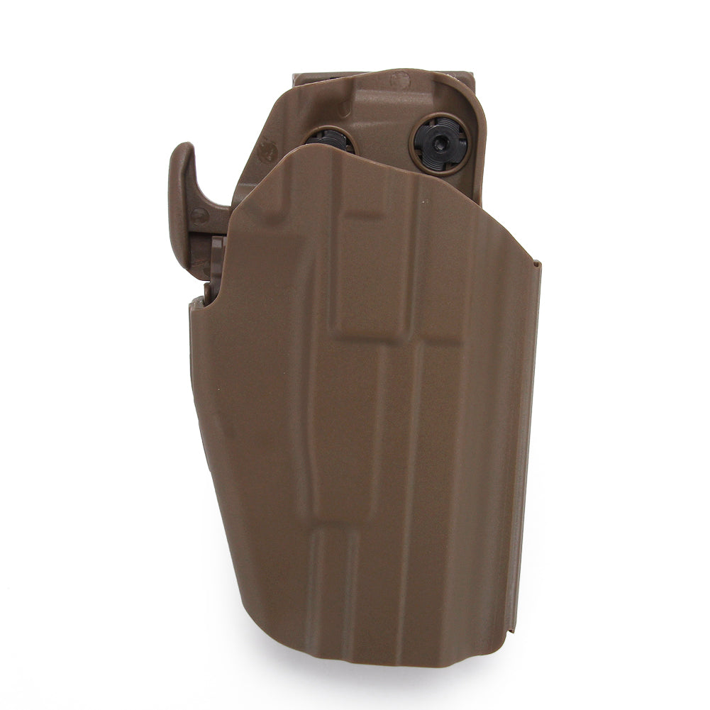 Tactical Universal Pistol Holster (Small / Tan)