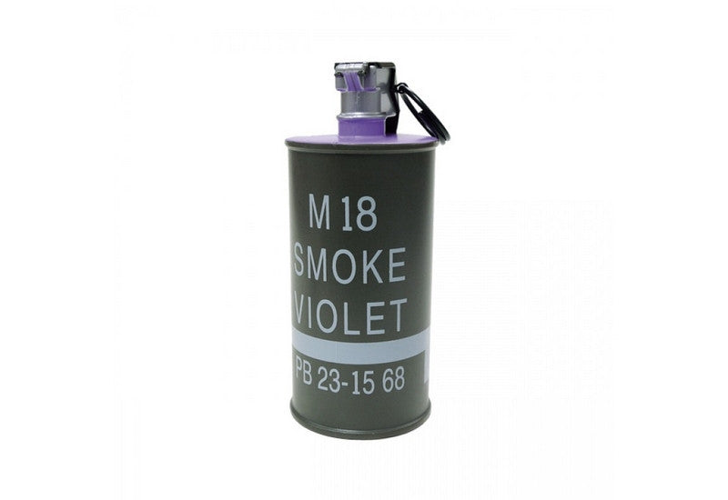 DYTAC Dummy M18 Grenade (Purple) - Phoenix Tactical