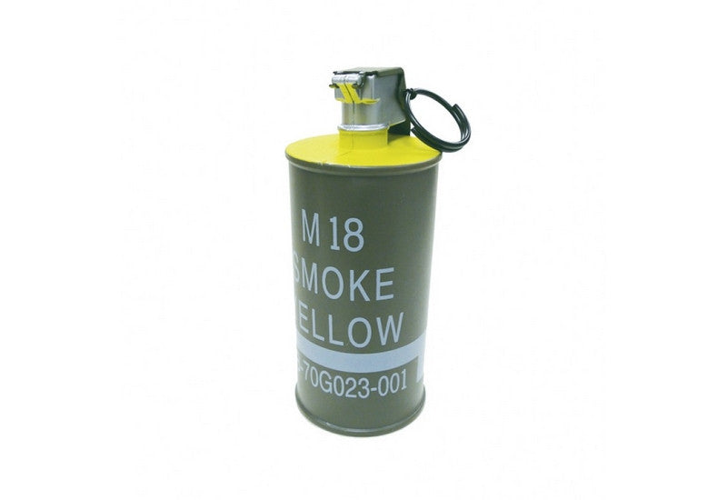 DYTAC Dummy M18 Grenade (Yellow) - Phoenix Tactical