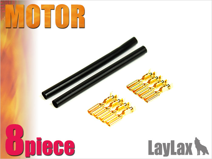 Gold Pin Set x8 for Motor